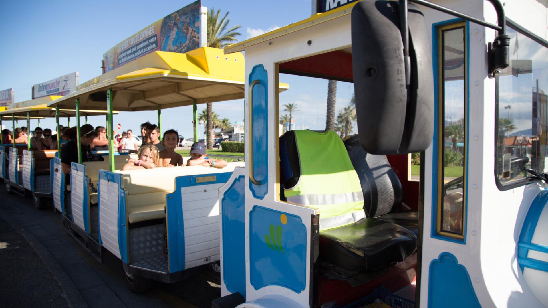 LE PETIT TRAIN DE SAINT CYPRIEN